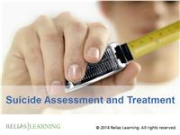 Suicide Assessment, Treatment, and Management